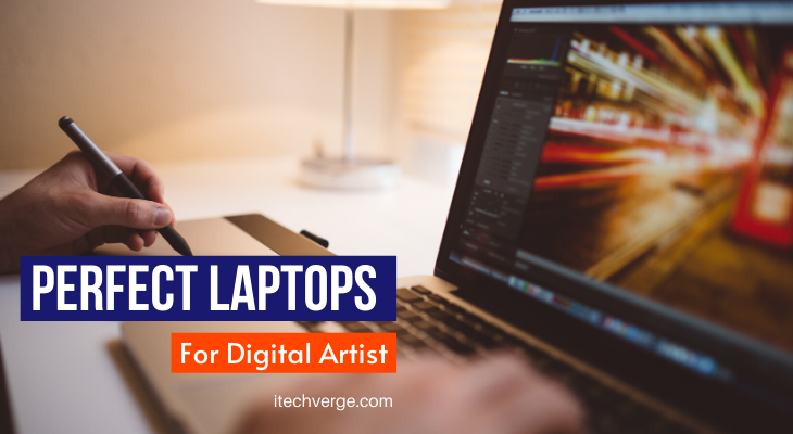 Best Laptop For Digital Art