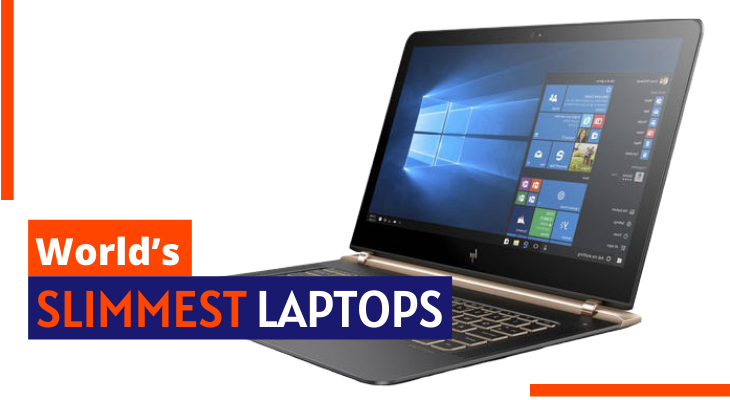 slimmest laptop in the world