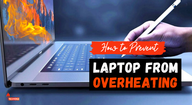 Prevent Laptop from Overheating