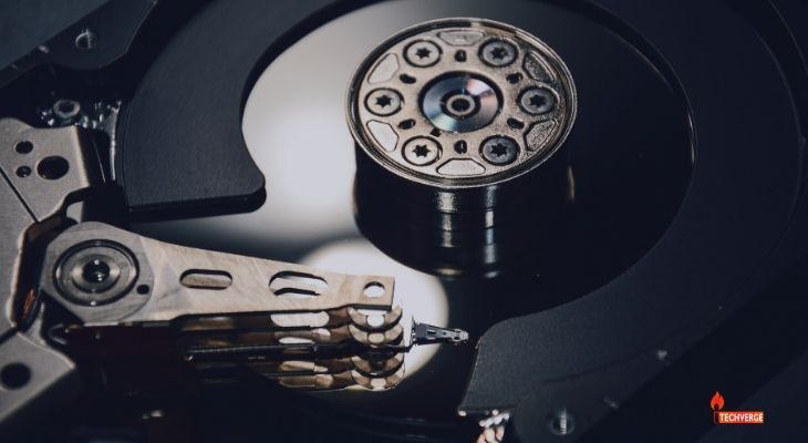 Defragmentation of hard disk